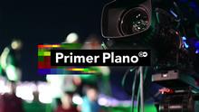 DW Primer Plano Program Guide Sendungslogo