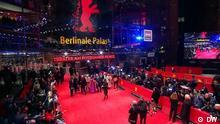 DW euromaxx 15.02.2017 Videostill Europäische Stars auf der Berlinale Copyright: DW