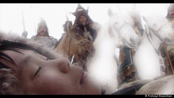 Кадр из фильма Мальчик и озеро