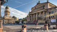 Der Berliner Gendarmenmarkt (Foto: picture-alliance/DUMONT Bildarchiv)