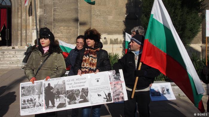 Bulgarien nationalistische Proteste