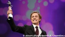 Berlinale 2017- Louis Hofmann vom Film 'The Party'