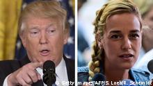 Kombobild Trump - Tintori