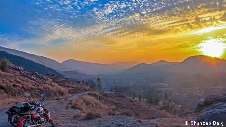 Pakistan Dorf in der Nähe von Islamabad (Shahzeb Baig)