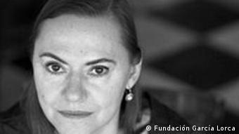 Laura García Lorca, Großnichte von Federico García Lorca, Präsidentin Fundación García Lorca
