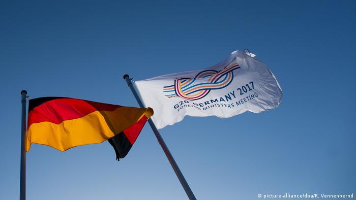 Deutschland G 20 Außenministertreffen in Bonn (picture-alliance/dpa/R. Vennenbernd)