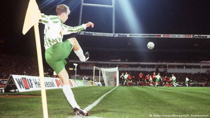 Fußball-Bundesliga 95-96 (Getty Images/Bongarts/A. Hassenstein)