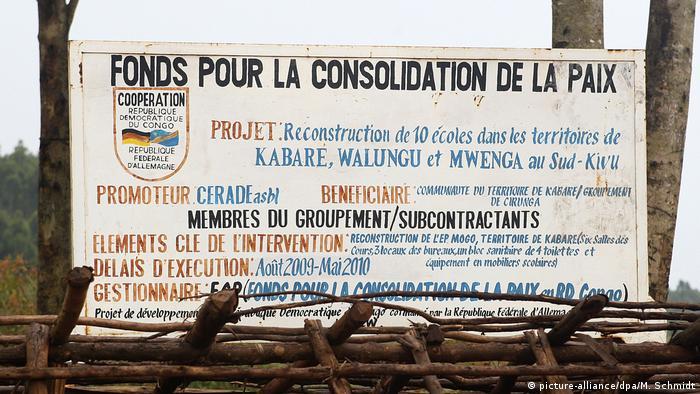 Gradnja škole u Kongu uz pomoć Njemačke