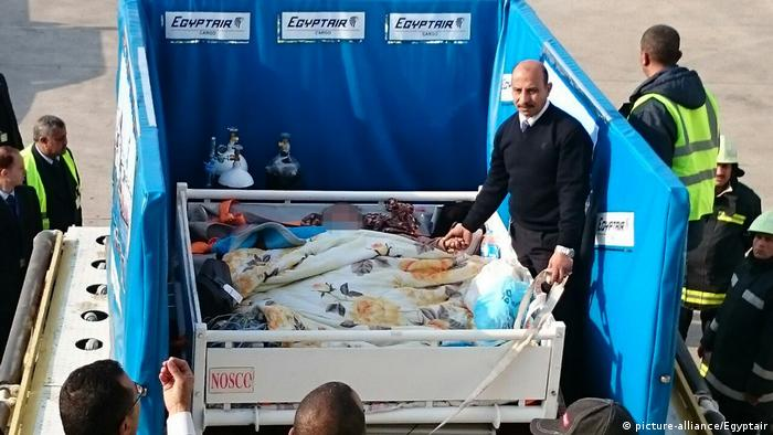 Ägypten Eman Ahmed Operation in Indien (picture-alliance/Egyptair)