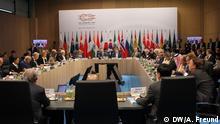 Deutschland G 20 Außenministertreffen in Bonn