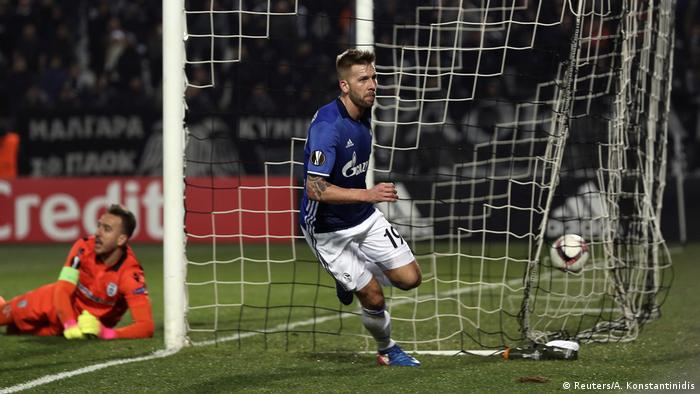 Fußball Europa League PAOK Saloniki - FC Schalke 04