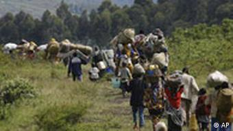 Das UNHCR ist besorgt über die Sicherheit der Flüchtlinge.