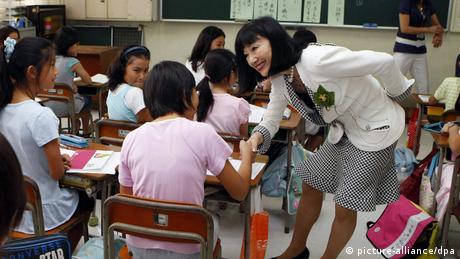 Singapur Schule Schulkinder (picture-alliance/dpa)