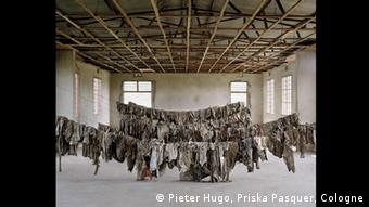 Pieter Hugo: Between the Devil and the deep blue Sea | ANNEBELLE SCHREUDERS (Pieter Hugo, Priska Pasquer, Cologne)