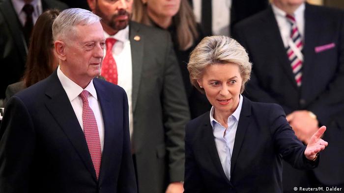 Münchner Sicherheitskonferenz (Reuters/M. Dalder)