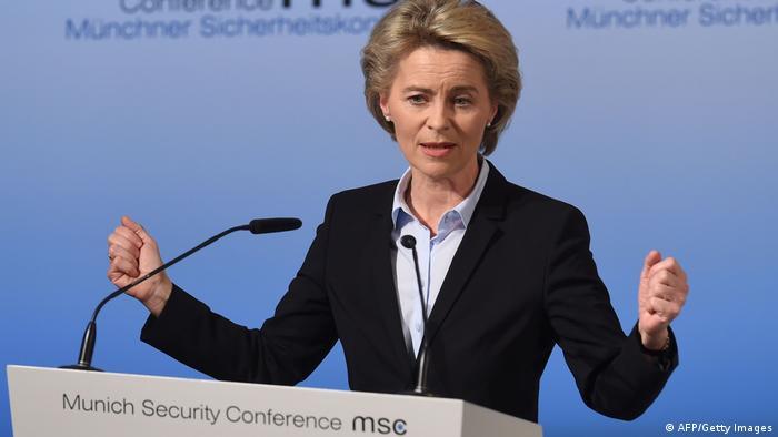 Münchner Sicherheitskonferenz (AFP/Getty Images)