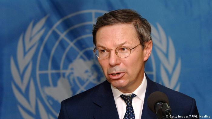 Jean-Marie Guehenno UN
