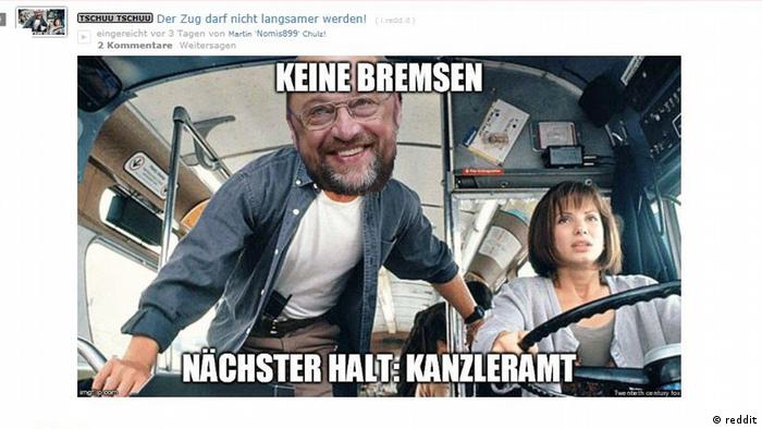 The Schulz How Germany S Social Democrat Candidate Became A Meme
