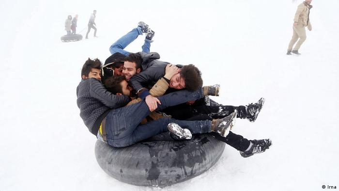 Iran Winter (Irna)