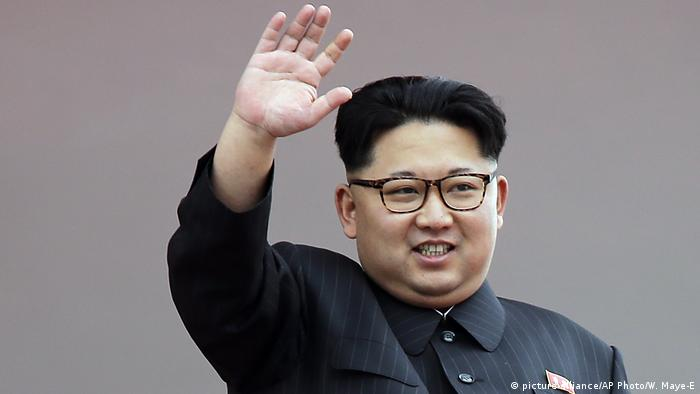 Kim Jong-Un (picture-alliance/AP Photo/W. Maye-E)