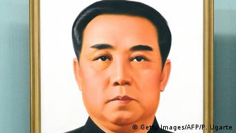 Kim il-Sung (Getty Images/AFP/P. Ugarte)