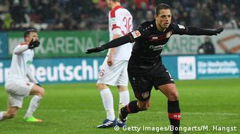 Deutschland Bundesliga FC Augsburg vs Bayer 04 Leverkusen