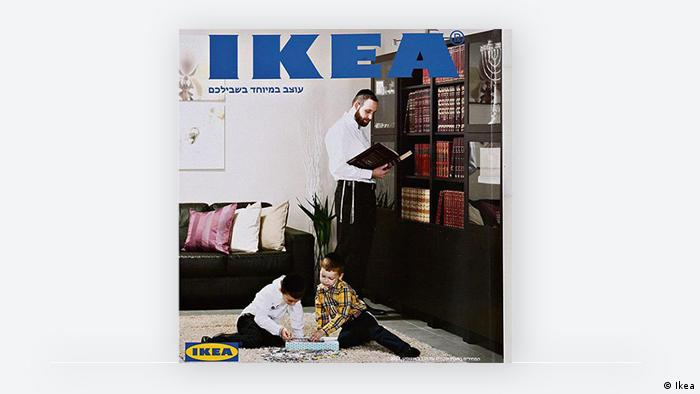 Ikea In Hot Water For Releasing Catalog Without Women