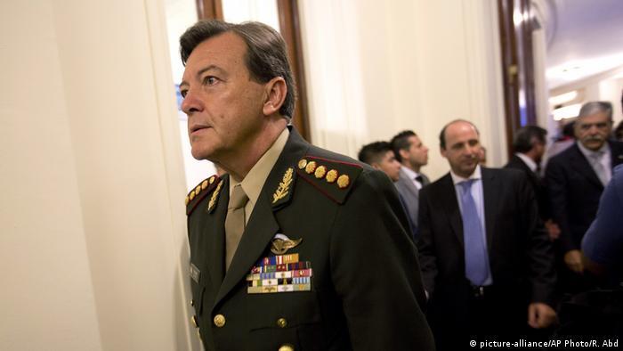 Argentinien - Cesar Milani (picture-alliance/AP Photo/R. Abd)