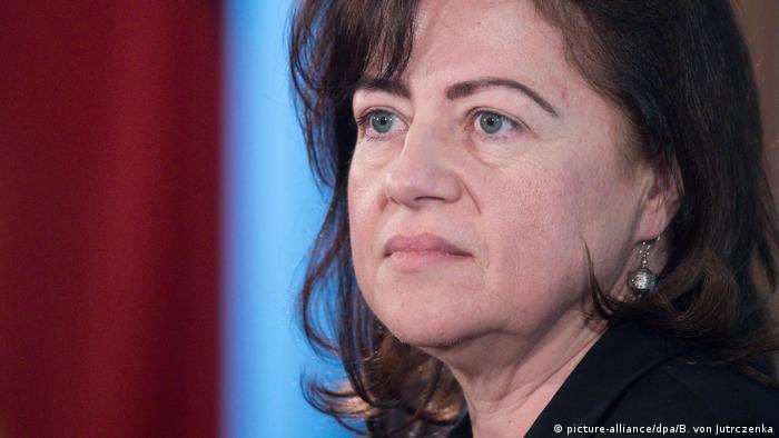 بربل کوفلر، مسئول سیاست حقوق بشری و کمکهای انساندوستانه دولت آلمان