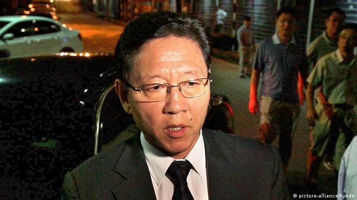 Malaysia Mordfall Kim Jong Nam (picture-alliance/Kyodo)