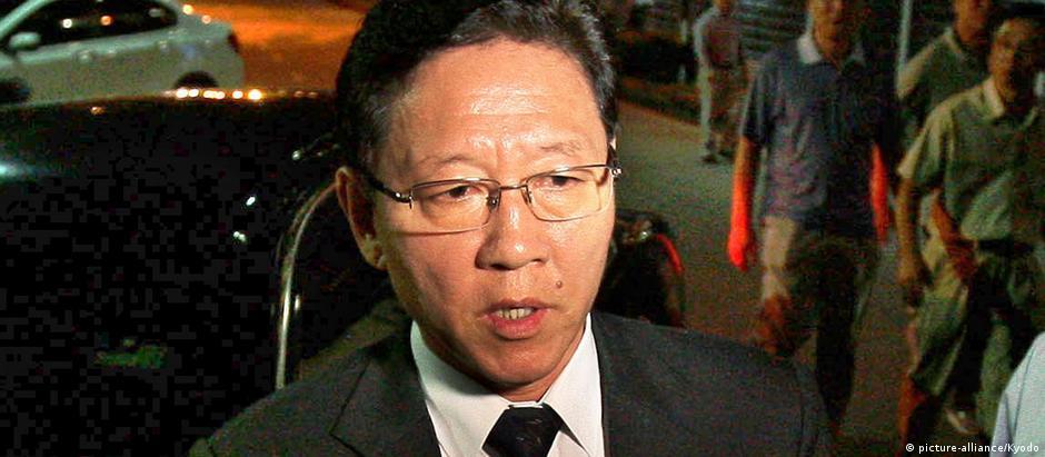 """Kang Chol chegou a acusar o governo em Kuala Lumpur de ter """"algo a esconder"""""""