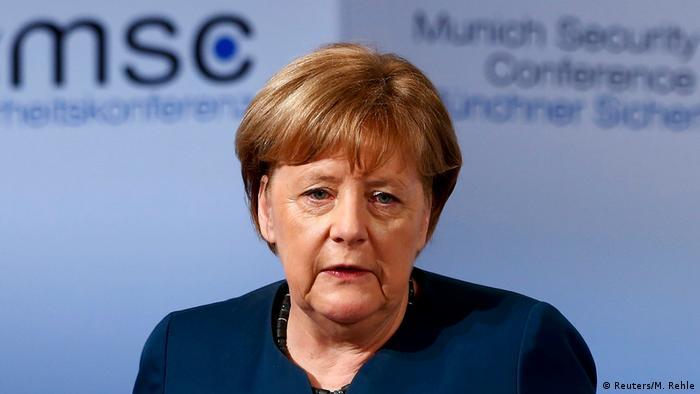 Deutschland Münchner Sicherheitskonferenz 2017 (Reuters/M. Rehle)