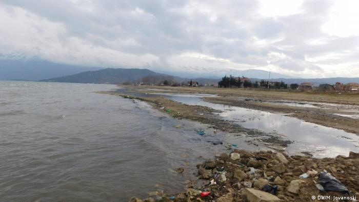 Mazedonien Ohrid See
