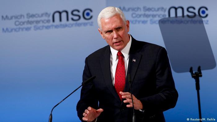 Vice de Trump diz que compromisso com Otan é inabalável