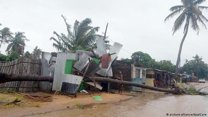Mosambik Zyklon Dineo (picture-alliance/dpa/Care)