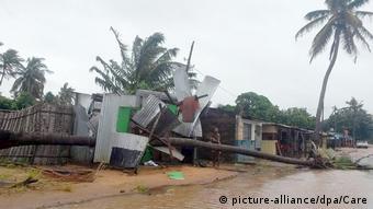 Mosambik Zyklon Dineo
