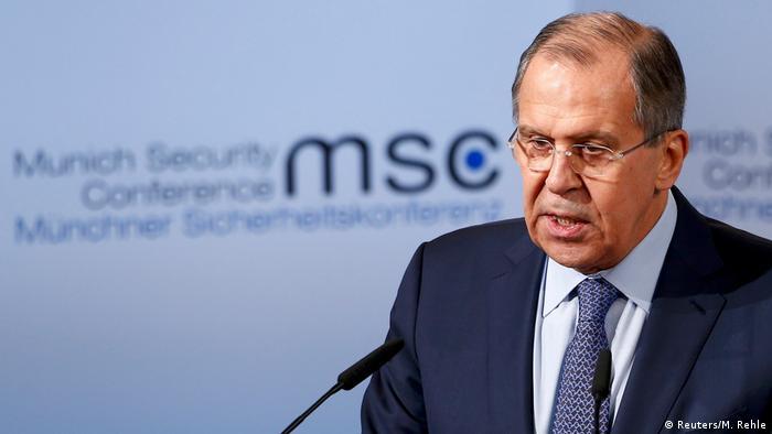 Münchner Sicherheitskonferenz 2017 | Sergej Lawrow, Außenminister Russland (Reuters/M. Rehle)
