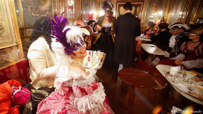 BG Karneval in Venedig (REUTERS/A. Bianchi)