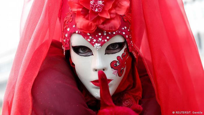 BG Karneval in Venedig (REUTERS/T. Gentile)
