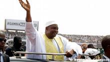 Gambia Präsident Adama Barrow | Amtsübernahme & Einweihungszeremonie in Bakau