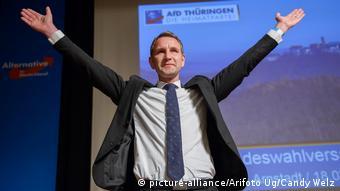 Deutschland Landeswahlversammlung der AfD Thüringen   Björn Höcke, Fraktionsvorsitzender