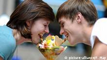 Symbolbild Glücklich essen