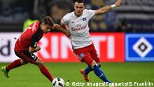 Bundesliga 21. Spieltag | Hamburger SV vs SC Freiburg | (Getty Images/Bongarts/S. Franklin)