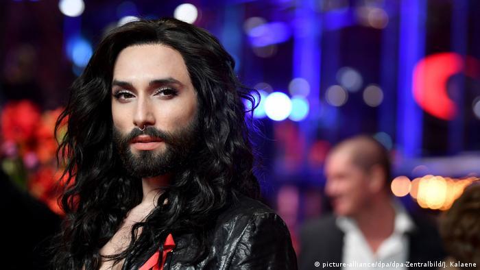 Conchita Wurst At Berlinale Picture Alliance Dpa Dpa Zentralbild J