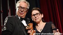 Berlinale   Abschluss und Verleihung der Bären   Goldener Bär für Ildikó Enyedi