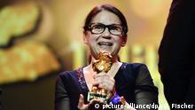 Berlinale | Abschluss und Verleihung der Bären | Preisträger Goldener Bär Ildikó Enyedi