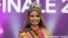 Wahl der Miss Germany 2017 in Rust Soraya Kohlmann