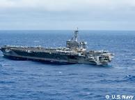 Авіаносець ВМС США Carl Vinson