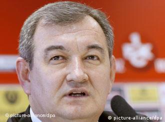 Milan Šašić, bivši trener Kaiserslauterna