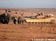 Іракські силовики під час наступу на західну частину Мосула